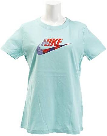 ナイキ(NIKE) ウィメンズ サマー 1 Tシャツ BQ3709 307 トロピカルツイスト S
