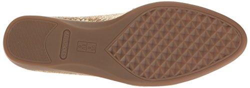 Aerosoles Women's Trend Setter Slip-On Loafer Gold Snake Am5Brd5rAU