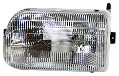 TYC 20-3594-00 Mazda Driver Side Headlight Assembly