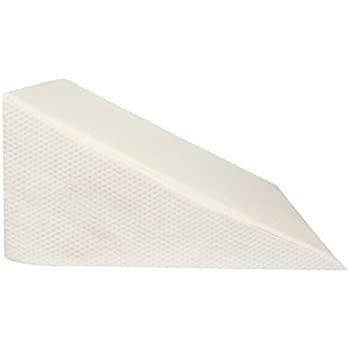 Original Bamboo Acid Reflux Pillow (28 x 24 x 7.5) Inch Memory Foam Wedge Adjustable Bed