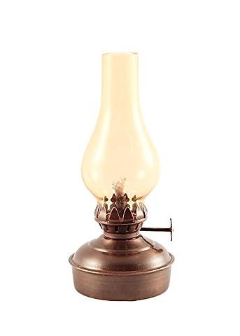 Vermont Lanterns Brass Mini Oil Lamp 6.5
