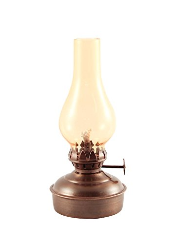 Vermont Lanterns Brass Mini Oil Lamp 6.5