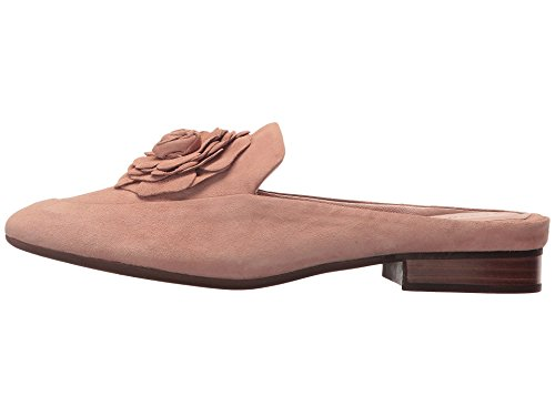 Taryn Rose Para Mujer Blythe Mule Soft Beige Silky Suede