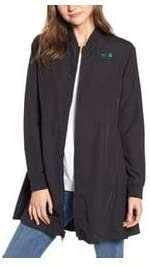 The North Face Women's Flybae Water Resistant Bomber Jacket|,| Size Small - Black