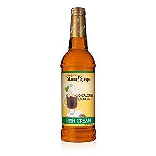 Jordan's Skinny Gourmet Syrups Sugar Free, Irish Cream, 25.4-Ounce