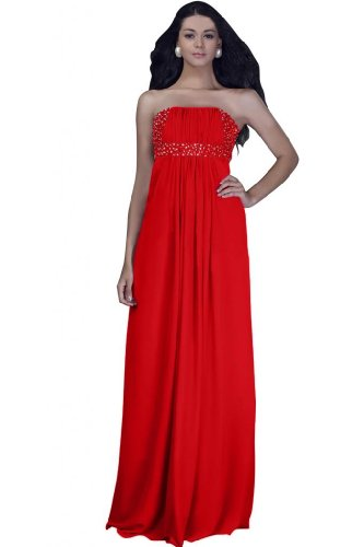 Vestito Sunvary Sunvary Red Red Donna Vestito Sunvary Donna qF5TBwH