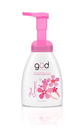 Gud from Burt's Bees Natural Floral Cherrynova Foaming Hand