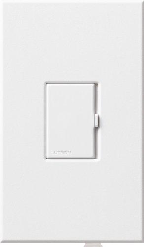 Location 1000 Watt Dimmer (Lutron V-1000-WH, Multi Location 1000 Watt Incand Magnetic Low-Volt Light Dimmer, White)