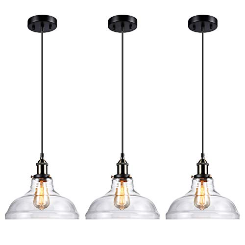 Triple Shade Pendant Light in US - 7