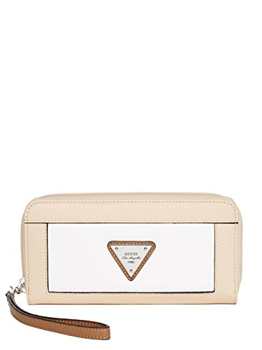 Womens Airlia Color Block Around Clutch
