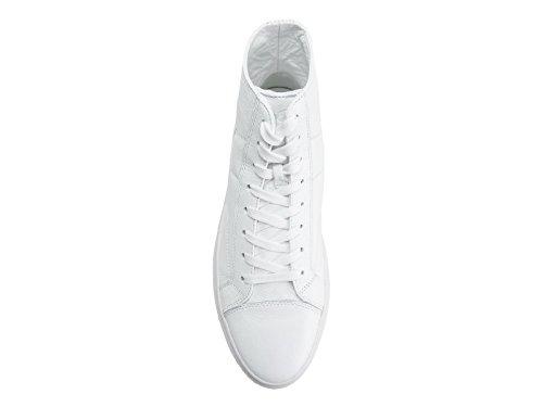 Hogan Hi Top Sneakers Uomo HXM3410J180DU50001 Pelle Bianco Baratas Muchos Tipos De E4z6xI