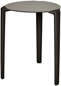 EZPELETA One - Table Ronde, Plastique, 60 x 60 x 73 cm ...