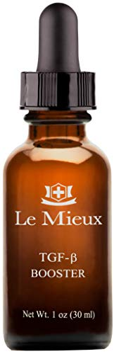 Le Mieux TGF-B Booster - Hydrating Face Serum with Hyaluronic Acid + Peptides for Visible Signs of Aging (1 oz / 30 ml)
