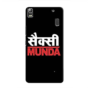 Cover It Up - Sexy Munda A7000 / K3 Note Hard Case