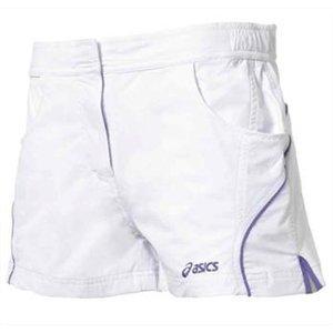 ASICS W S Padel Short - Pantalón corto de pádel para mujer, talla XS, color