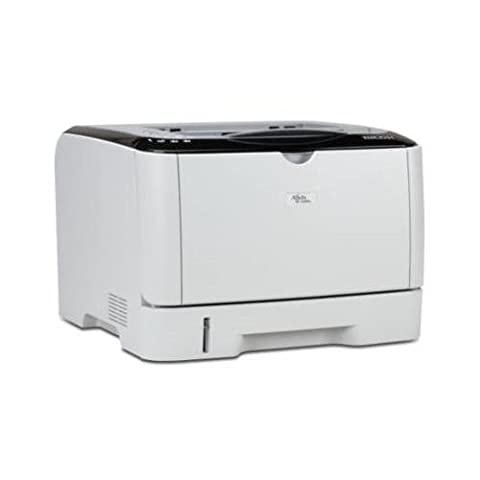 Ricoh Aficio SP 3400N Laser Printer - Monochrome - 1200 x 600 dpi Print - Plain Paper Print - Desktop - 30 ppm Mono Print - 300 sheets Input - Manual Duplex Print - Fast Ethernet - (Ricoh 3400n)