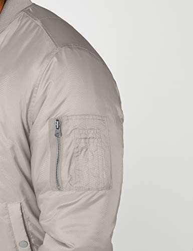Grau Classics Urban 138 Bomber Basic Uomo grey Giacca h Jacket Yn6Bq