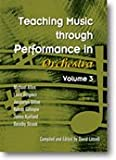 Teaching Music through Performance in Orchestra, Allen, Michael and Bergonzi, Louis, 1579996868