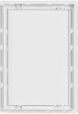 Haco - Tapa con puerta (300 x 400 mm, plástico ASA, con marco ...