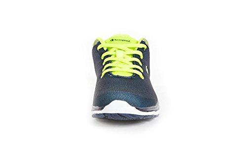Champion Pax Schuhe Running, Kind blau