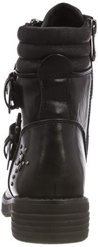 black Marco 21 Tozzi Noir Botines Femme Antic 002 25800 UOOYqaxw1
