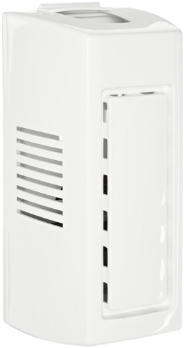 """Fresh Products FRS 313 4"""" Width, 8-3/4 Height, 3-3/8 Depth, White Color Gel Air Freshener Dispenser Cabinet"""