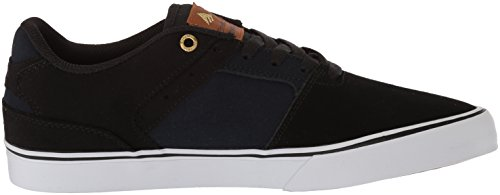 Emerica Scarpa Reynolds Low Vulc Nero-Blu Scuro