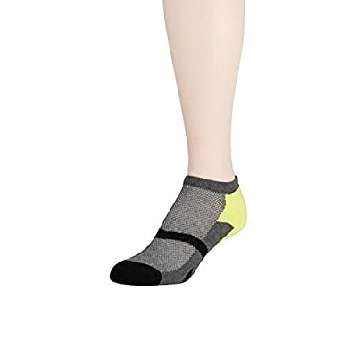 15 Pairs of WSD Womens High Performance Ankle Socks Low Cut Cushioned (Pack D) at Amazon Women's Clothing store