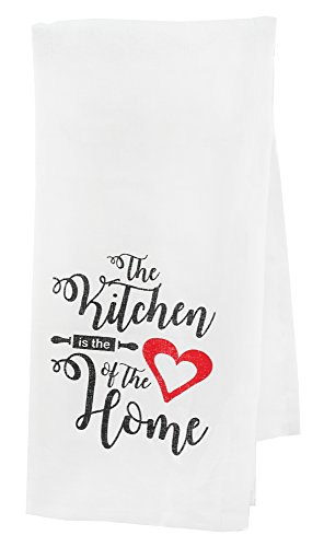 Hearts Tea Towel - 7