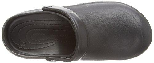 ToffelnEziprotekta - Calzado de Protección Unisex adulto Black (Black)