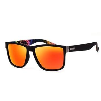 YXCCHZS Gafas De Sol Verano Gafas De Sol Polarizadas De Los ...