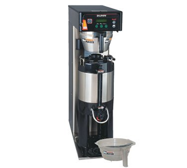 Bunn Infusion Series HV Tea and Coffee Brewer -ITCB-DV HV