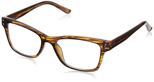 Foster Grant Eyezen Digital Glasses -  Brown - Glsses Eye