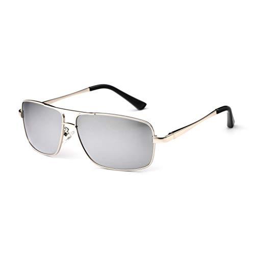 04191a5d4 Gafas de sol Aviador Vogue UV Running- Nuevos Hombres Deportes polarizados  conducción Marea Hombre B