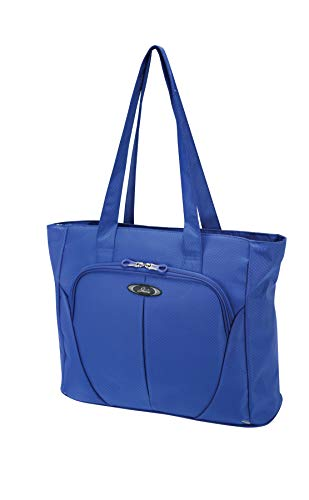 Skyway Luggage Mirage Superlight 18 Inch Shopper Tote, Maritime Blue, One Size ()