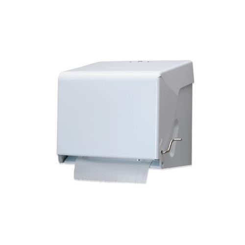 al Crank Roll Towel Dispenser, White (Crank Roll Towel Dispenser)