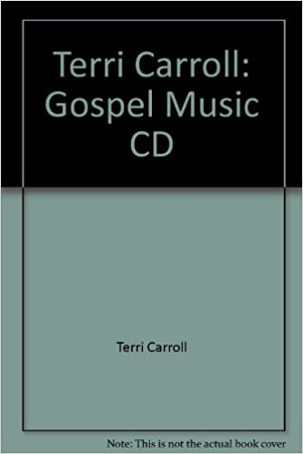 Italia-Buch herunterladen Terri Carroll: Gospel Music CD 1579082580 in German PDF iBook