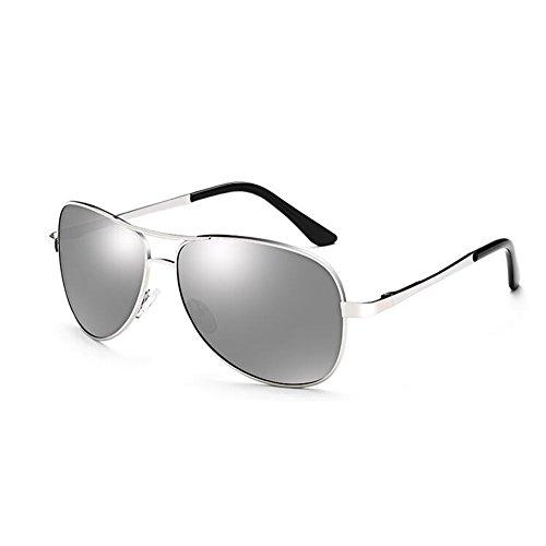 Pie Metal ZX UV400 Hombres 6 A 7 HD Polarizadas De Color Gafas Viaje De Marco Manejar Sol OEqRwqFg