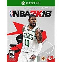- NBA 2K18 XBOX ONE