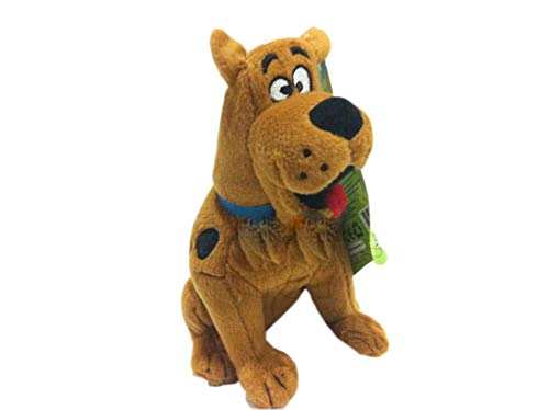 Stuffed Dog Plush dog Kawaii Scooby Doo Dog Plush Dolls Cute Stuffed Animals Kids Soft Toys 18 CM