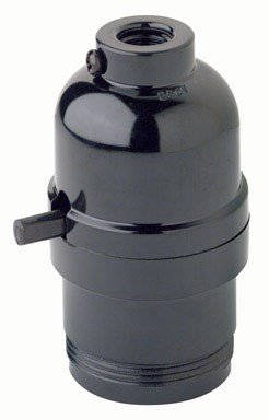 LAMPHOLDR PSHTH PHEN660W by LEVITON MfrPartNo 95110-000 ()