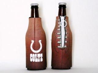 ( 2 ) NFLインディアナポリスコルツボトルCoolie Koozies新しい。 B002ZKNX0W