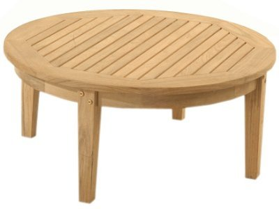 Atlanta Teak Furniture   Teak 36u0026quot; Round Coffee Table ...