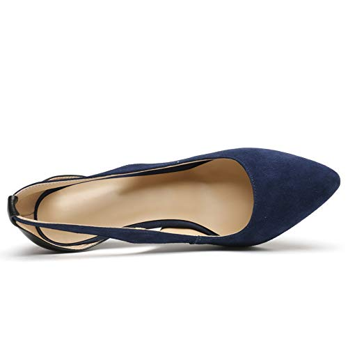 Shoes Blu 1to9 Womens Heeled Urethane Mms06463 w8qOqWTf