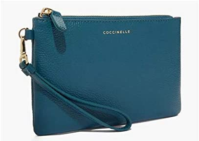 Pochette Coccinelle Best Soft Mini Teal
