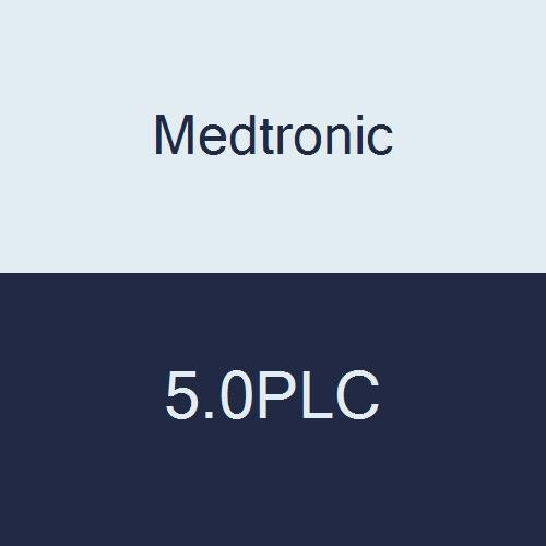 (Covidien 5.0PLC Tracheostomy Tube, Pediatric, Long, Cuffed, 50 mm Length, Size 5.0)
