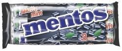 Mentos Lakritz Mint 3 x 38 g