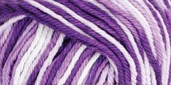 - Red Heart Bulk Buy Creme de la Creme Yarn (3-Pack) Purpletones 149-950