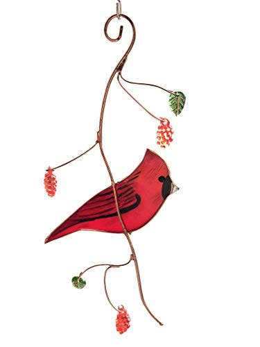 stained glass window hangings cardinals buyer's guide for 2019