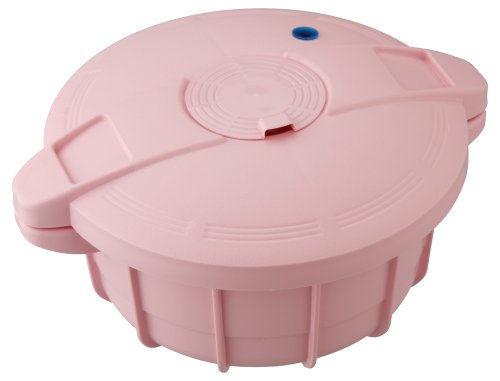 Meyer Microwave Oven Pressure Cooker Pink  Mpc-2.3pk
